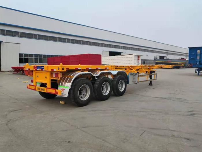 40英尺集装箱yabox10骨架亚博体育官方平台